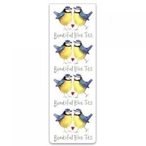 Bookmark - Beautiful Blue Tits