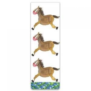 Bookmark - Galloping Horse