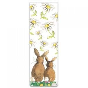Bookmark - Bunny Rabbits