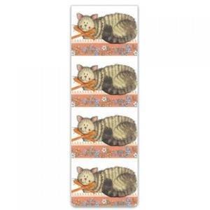 Bookmark - Cat & Bow