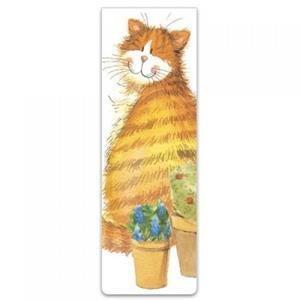Bookmark - Cat & Pots