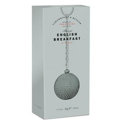 C and B Tea in Carton English Breakfast (30x3g)