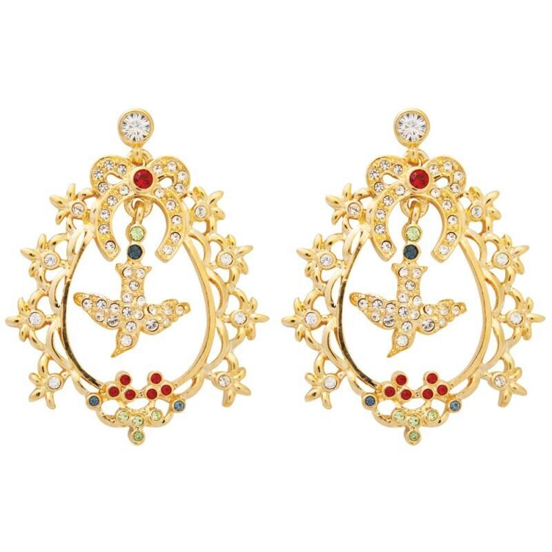 Victorian Style Earrings