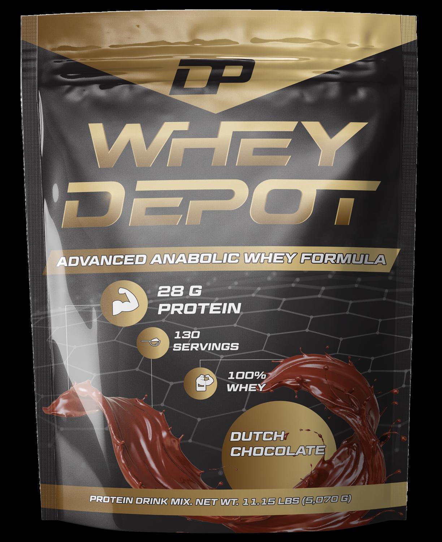 DP Whey Depot 11 lbs (5.07 kg)