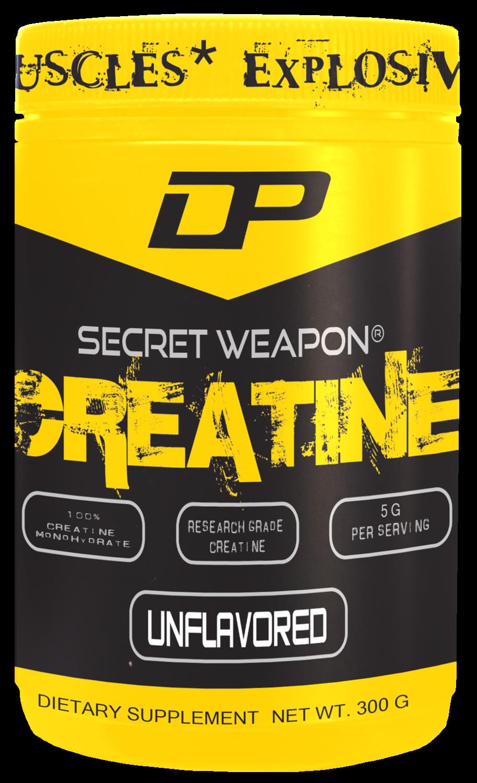 DP Secret Weapon® CREATINE 300 grams