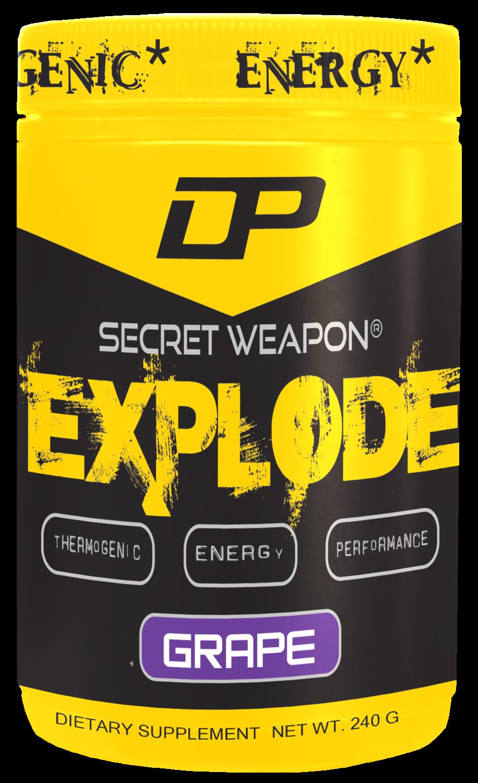 DP Secret Weapon® EXPLODE  240 grams