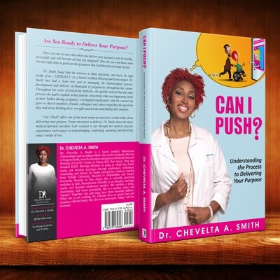 300 COPIES: Can I Push? Book