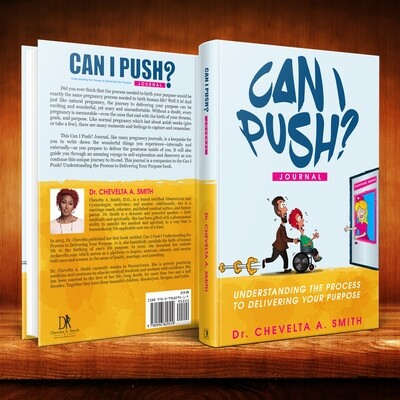 25 COPIES: Can I Push? Journal