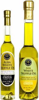 ALBA WHITE TRUFFLE OIL 250ML