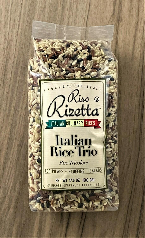 ITALIAN RICE TRIO
