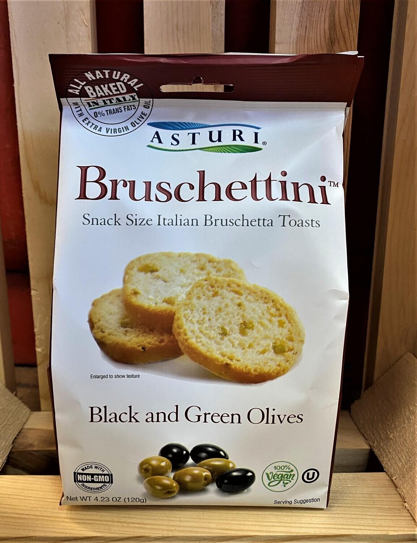 BRUSCHETTINI B&G OLIVES