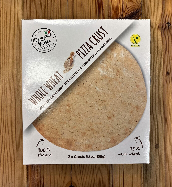 PIZZA CRUST WHOLE WHEAT