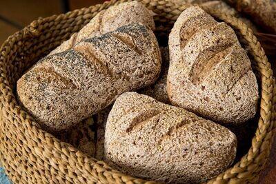 Gluten Free Bread (vegan)