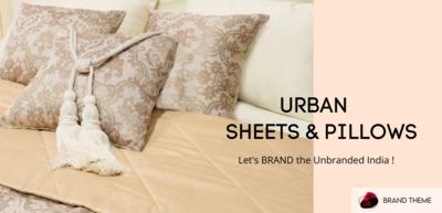 Urban Sheets & Pillows