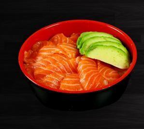 Chirachi Saumon Avocat