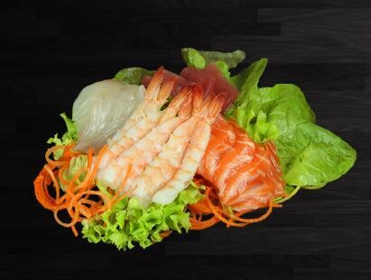 Sashimi Assortiment (1)