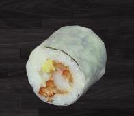 Spring rolls Crevette Tempura