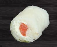 Spring rolls Saumon Cheese