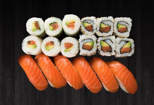 Salmon Lovers