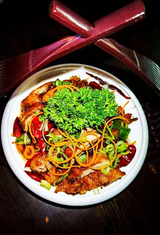 T29 Canard sauce yulin