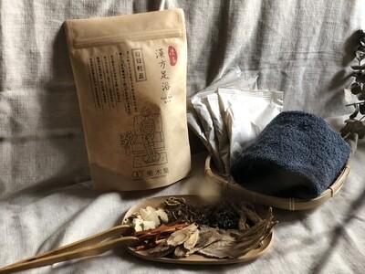 LOMOJI Fly High - TCM Herbal Bath & Foot Soak