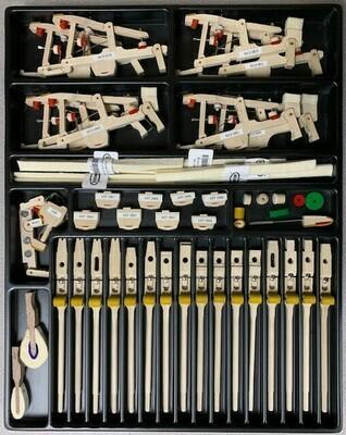 Renner USA Sample Parts Kit