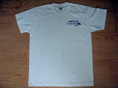 MECP2 Duplication UK T-Shirts
