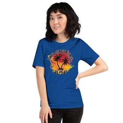 Unisex Premium T-Shirt - Sunburn