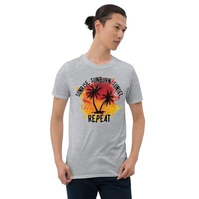 Unisex T-Shirt - Sunburn