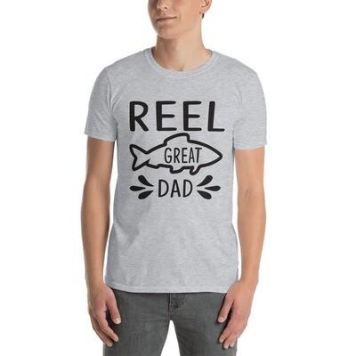 Unisex T-Shirt - Reel Great Dad