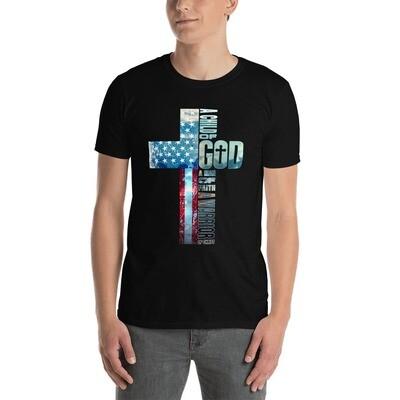 Unisex T-Shirt - Faith-God-Dad