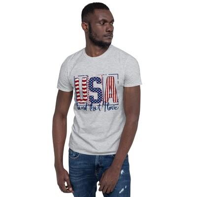 Unisex T-Shirt - USA Land I Love
