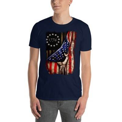 Unisex T-Shirt - Flag 1776