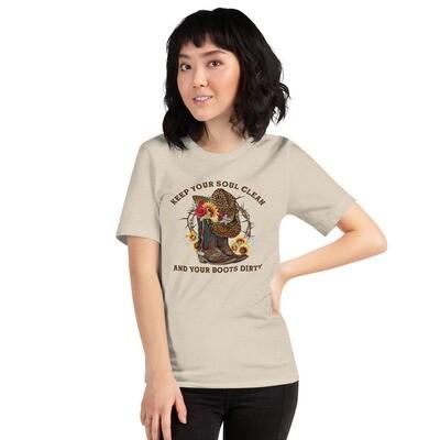 Unisex Premium T-Shirt - Soul Clean