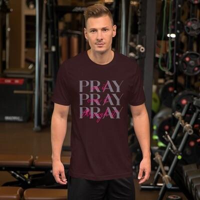 Unisex Premium T-Shirt - Pray