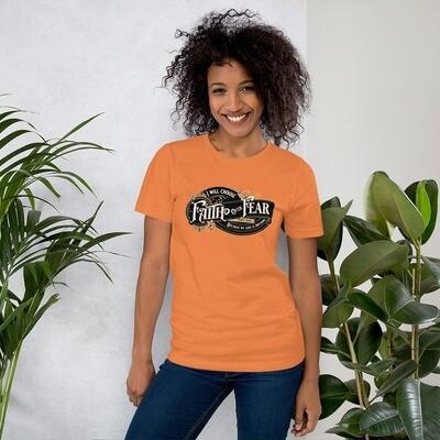 Unisex Premium T-Shirt - Faith over Fear
