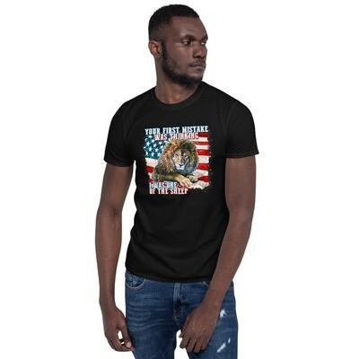 Unisex T-Shirt 1st Mistake