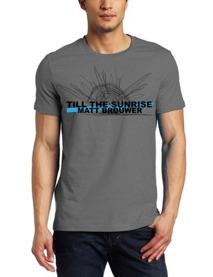 Till The Sunrise - T-Shirt (Scribble Sun)
