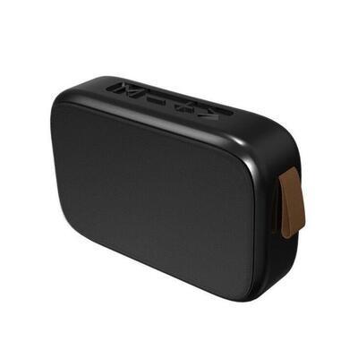 G2 Mini Portable HiFi Wireless Fabric Speaker - 3W (Black)