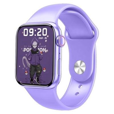 M26 Plus Smartwatch (Purple)