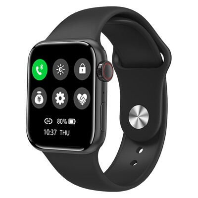 M26 Plus Smartwatch (Black)