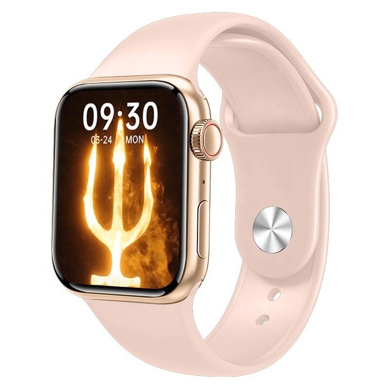 M26 Plus Smartwatch (Gold)