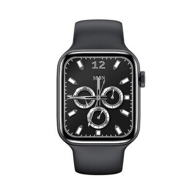 HW22 Plus SmartWatch (Black)