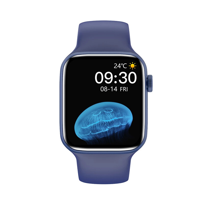 HW22 Plus SmartWatch (Blue)