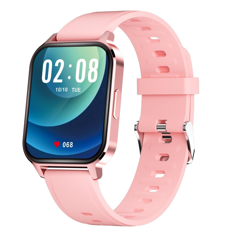 Q18 Smartwatch - Rose Pink