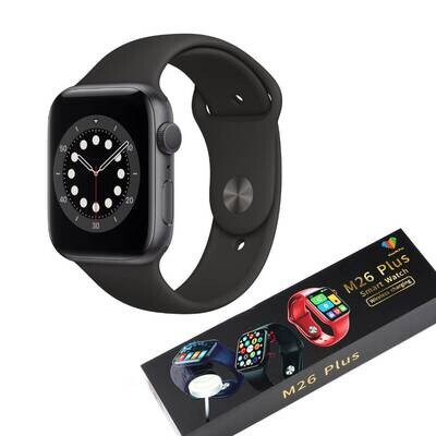 M26 Plus Smart Watch - Heart Rate Tracker