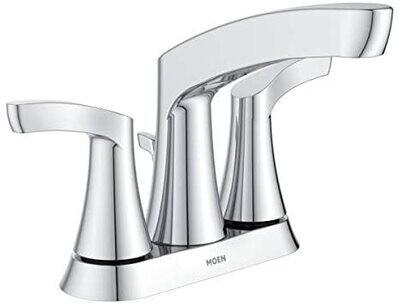 Moen 84633 doble asa llave baño