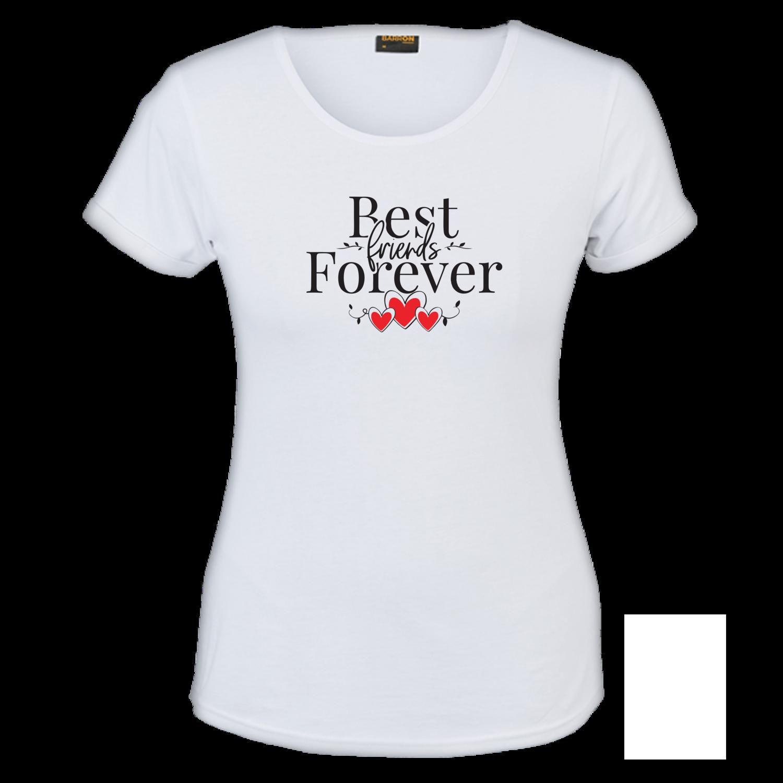 Best Friends Forever Heart