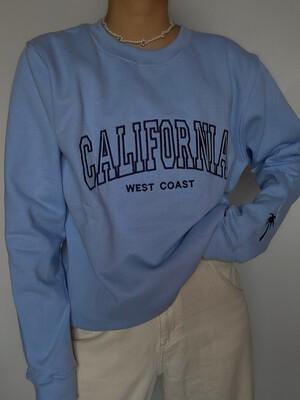 CREWNECK CALIFORNIA