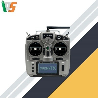 Frsky X9LiteS remote control Silver